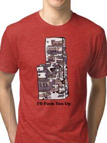 Missingno Tri-blend T-Shirt
