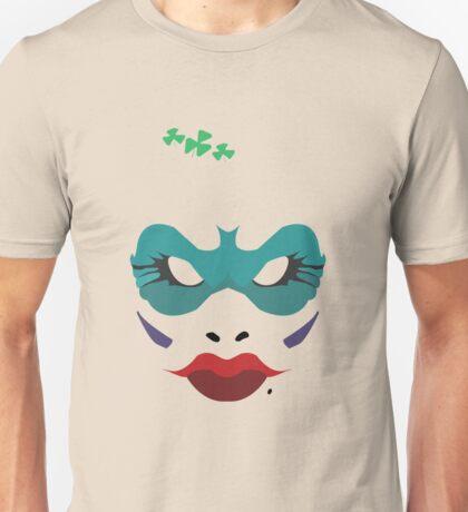 Heh, heh, heh, let's nut some skulls Unisex T-Shirt