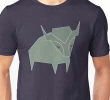 Bison Pattern Pistachio Unisex T-Shirt