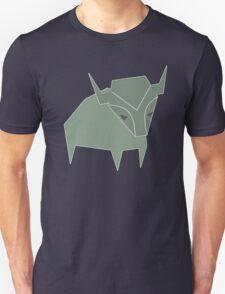 Bison Pattern Pistachio T-Shirt