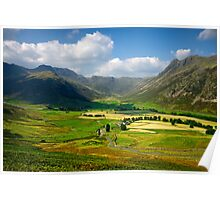 The Langdales Poster