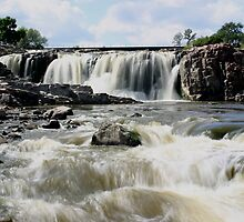 Sioux Falls, South Dakota by sccaldwell