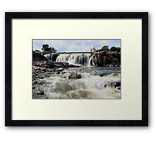 Sioux Falls, South Dakota Framed Print