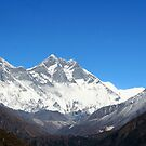 Mt Everest  view by beavo