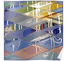 pioggia colorata 1  Poster
