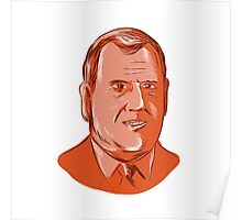 Chris Christie Governor New Jersey Poster