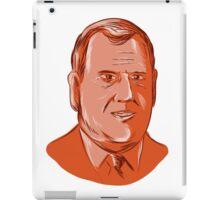 Chris Christie Governor New Jersey iPad Case/Skin