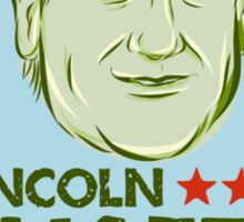 Lincoln Chafee President 2016 Sticker