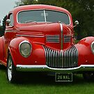 1939 Chrysler Imperial Victoria Coupe by Paul Woloschuk