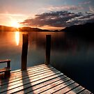 The Jetty by Brian Kerr