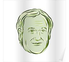 Lincoln Chafee Governor Rhode Island Poster