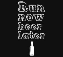 Run now beer later by BonniePortraits