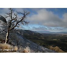 Scene from Mesa Verde National Park, Colorado Photographic Print