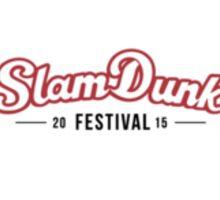 Slam Dunk Festival 2015 Logo Sticker