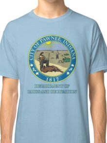 Pawnee Indiana Parks and Recreation Classic T-Shirt