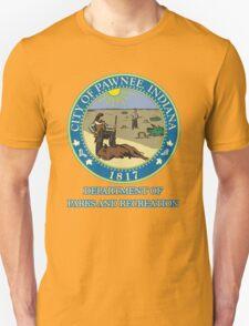 Pawnee Indiana Parks and Recreation Unisex T-Shirt
