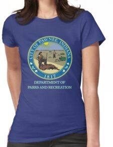 Pawnee Indiana Parks and Recreation Womens Fitted T-Shirt