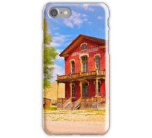 Bannack Hotel Meade iPhone Case/Skin