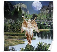 Nature Worship Poster