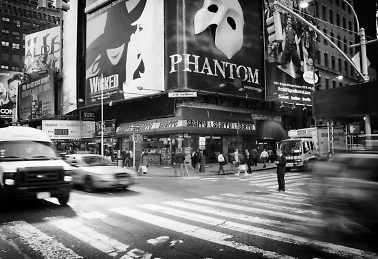 Streets of New York by smilyjay