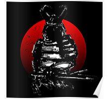 Samurai Ink Poster