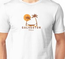 Galveston  - Texas. Unisex T-Shirt