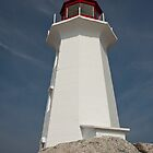Peggy&#x27;s Cove Lighthouse, Nova Scotia by Robert Kelch, M.D.