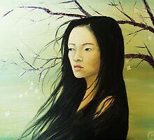 Sayuri  by Louisa Nieuwenburg