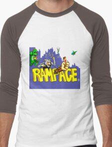 RAMPAGE Men's Baseball ¾ T-Shirt