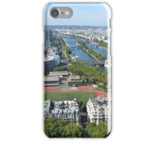 View from Eiffel Tower, Paris  iPhone Case/Skin