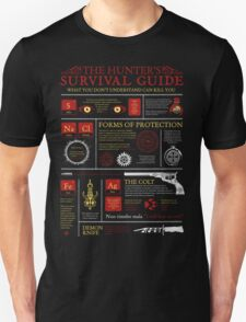 The Hunters Survival Guide T-Shirt