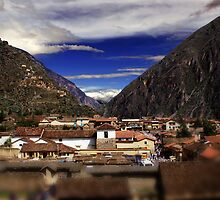 Ollantaytambo, Perú by mrmemes