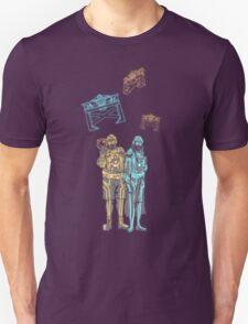 Tronbowski - Jeff Bridges parody shirt Unisex T-Shirt
