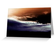 Cielo Greeting Card