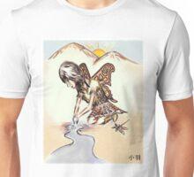 Kohane 小羽  - Healing Waters Fairy Unisex T-Shirt