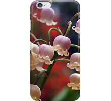 Lily of the Valley Rosea - Gippsland iPhone Case/Skin