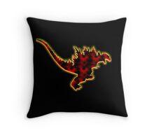 Godzilla 2000 Throw Pillow