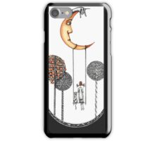 Moon Swing iPhone Case/Skin
