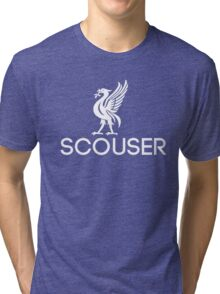 LFC Scouser Tri-blend T-Shirt