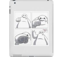 Big Hero 6 (Disney) - Balalalala! Baymax iPad Case/Skin