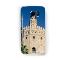 Sevilla - Torre del Oro Samsung Galaxy Case/Skin