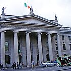 DUBLIN General Post Office by gracestout2007