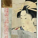 Wabi-sabi Geisha by Elena Ray