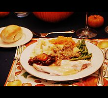 Thanksgiving Still Life by Sunshinesmile83