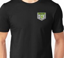 Deep 13 Badge Unisex T-Shirt