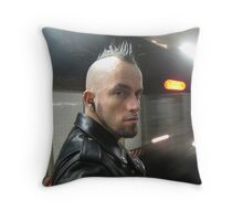 Run devil! Throw Pillow