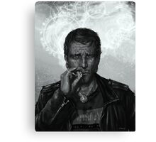 Sandman Slim Canvas Print