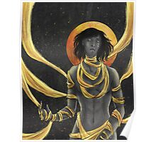 Halos'series : #2 The Sun Poster