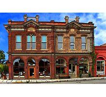 Redmens Hall - Jacksonville Oregon Photographic Print