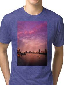 Charles River , Boston Tri-blend T-Shirt